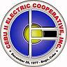 Cebu II Electric Cooperative Logo - CEBE
