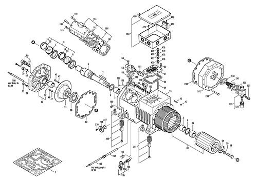 Bitzer 4TCS-8.2 Bağlantı Kolu
