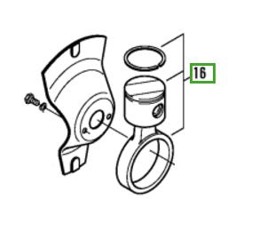 Bitzer 2JC-07.2Y (2JES-07Y) Bağlantı Çubuğu