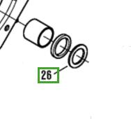 Bitzer 2JC-07.2Y (2JES-07Y) Ayar Pulu
