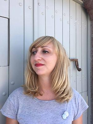 Portrait de Aésane Piconel, créatrice parisienne de la marque de sas à main made in France Lenocip