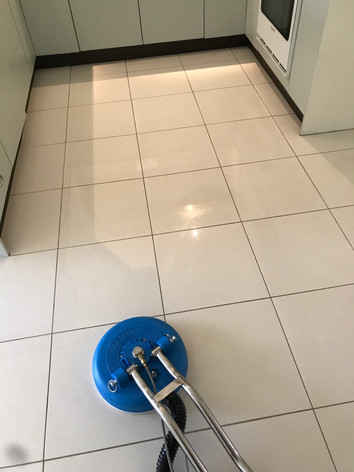 Reliable Tile & Grout Cleaning Service