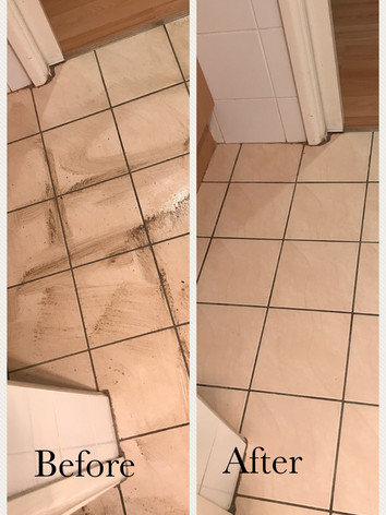 Tile & Grout Cleaning Service South West Sydney