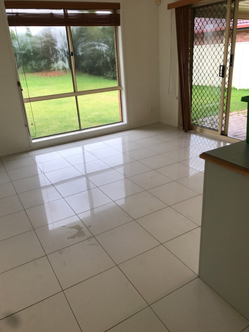 Residential Tile & Grout Cleaning Service
