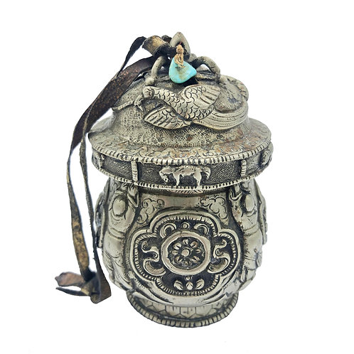 Indian Incense Vintage Holder