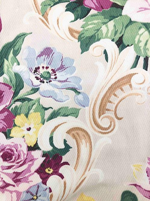 Hawaiiana Vintage Fabric Panels