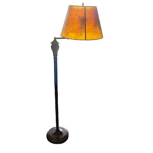 Authentic Mica Floor Lamp