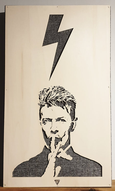 Artiste Series: Bowie Earth Absorber Wall Panel