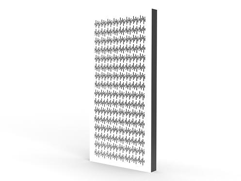 Audiowaves Long Sound Diffuser Panel