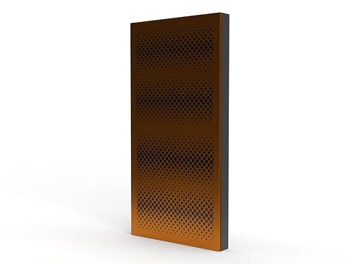 2 x Horizontals Long Sound Diffuser Panels