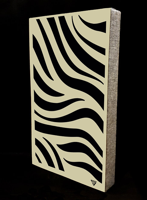 4 x Zebra Earth Panel Bass Traps