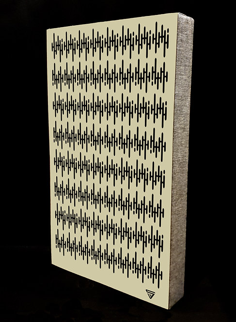 Audiowaves Earth Absorber Wall Panel