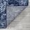 Thumbnail: Santorini Navy Blue Vintage Medallion Rug