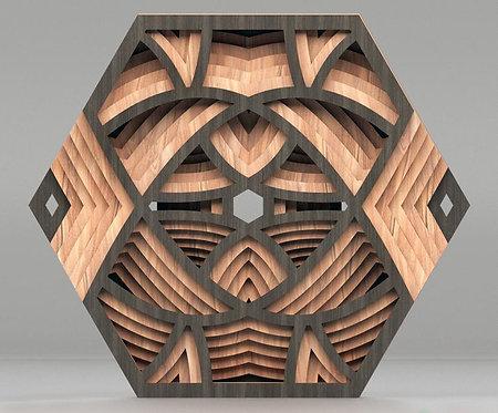 NYX Studio Sound Diffuser Acoustic Panel