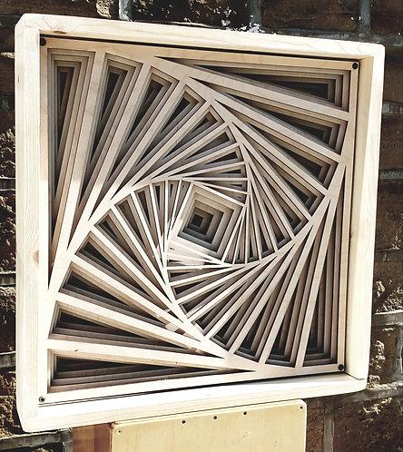 PERSEPHONE Studio Sound Diffuser Acoustic Panel