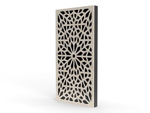 2 x Venetian Long Sound Diffuser Panels