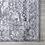 Thumbnail: Santorini Grey Vintage Flora Rug