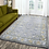 Thumbnail: Monaco 1993 Traditional Grey & Gold Rug
