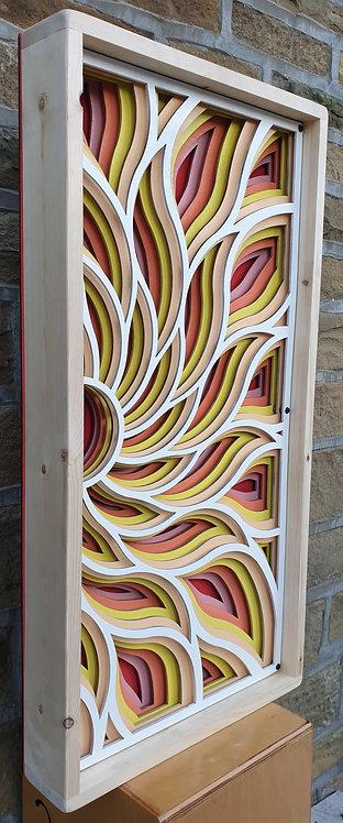 2 x HELIOS Studio Sound Diffuser Acoustic Panel