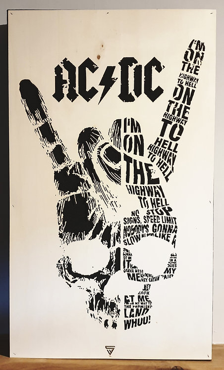 Artiste Series: ACDC Earth Absorber Wall Panel