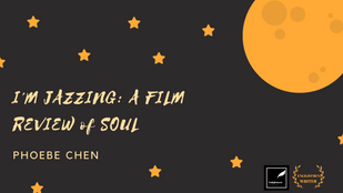I'm Jazzing: a Film Review of Soul (2020)
