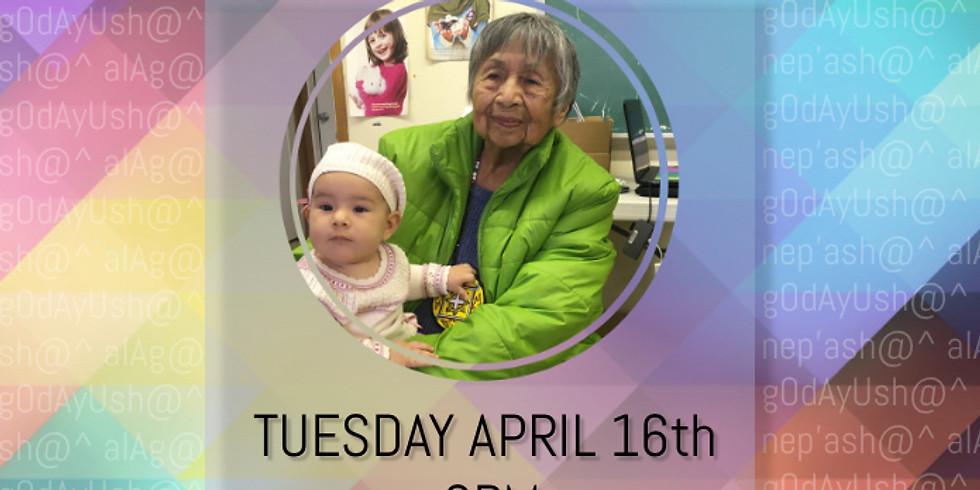 Honoring for Elder Maxine