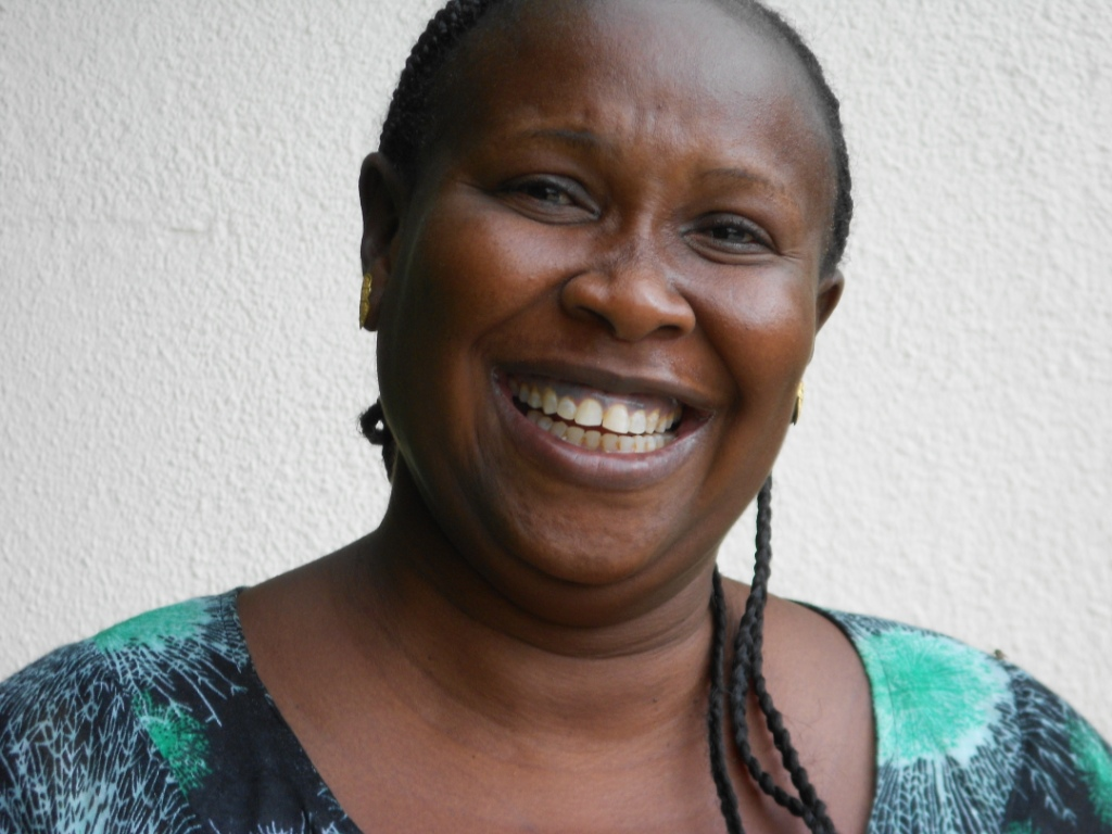 Safietou MBENGUE, dame de ménage