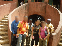 Visite Gorée