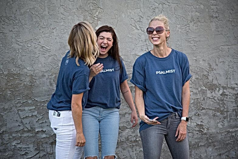 Psalmist t-shirt