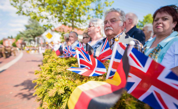 Die Briten ziehen ab