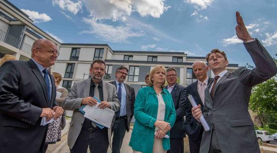 Hannelore Kraft in Bonn