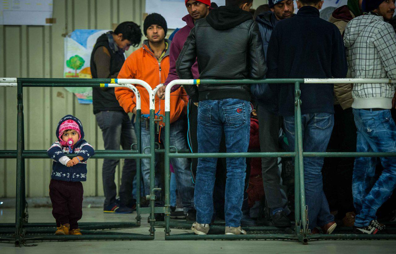 Flüchtlinge in Celle