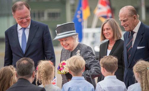 Die Queen in Celle