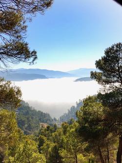 The high hills of the Matarrana