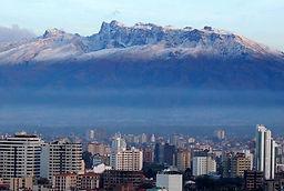 City of Cochbamba Bolivia