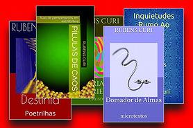 Livros Rubens Curi