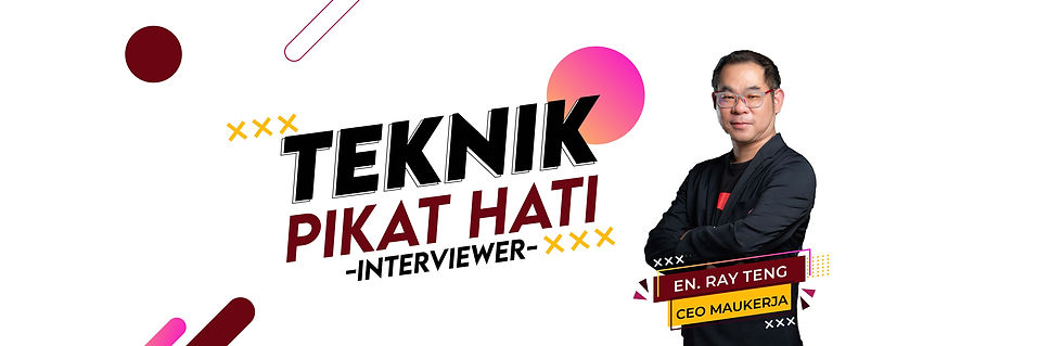 teknik pikat hati interviewer website ba