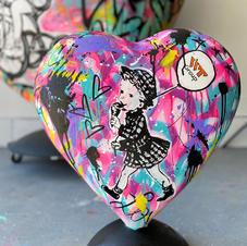 WT Tabletop Heart