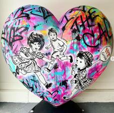 WT Group Healing Heart
