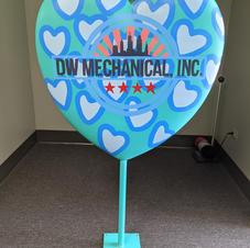 DW Mechanical Heart