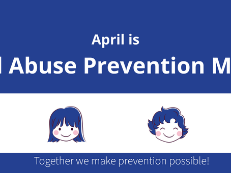 30 Ways to Help Prevent Child Abuse