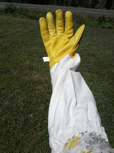 Beekeeping Gloves, Leather