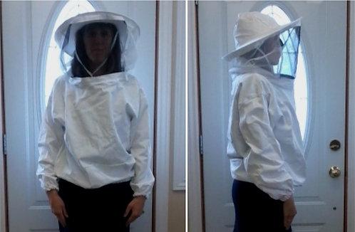 Cotton Beekeeping Jacket