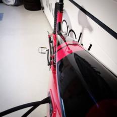 Décoration sur vélo