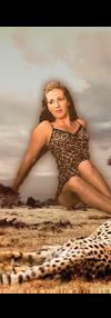 cheetah queen
