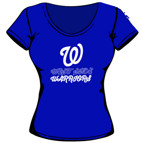 Lady Fitted Tee