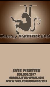 gorilla marketing & design