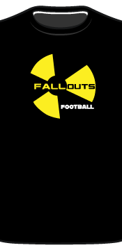 fallouts tee front