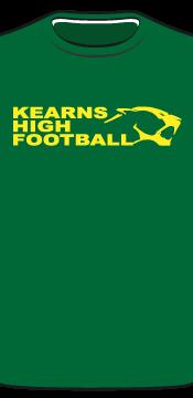 kearns high football
