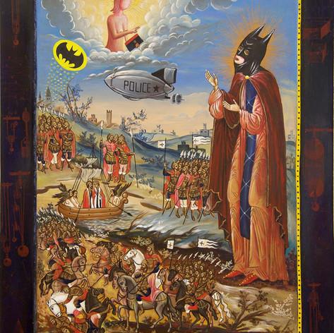 St. Batman warior, 2010